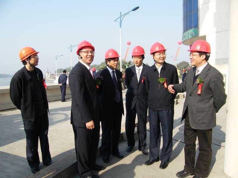 苏州工业园区水厂浑水管项目DN2200穿越京杭大运河钢管顶管工程