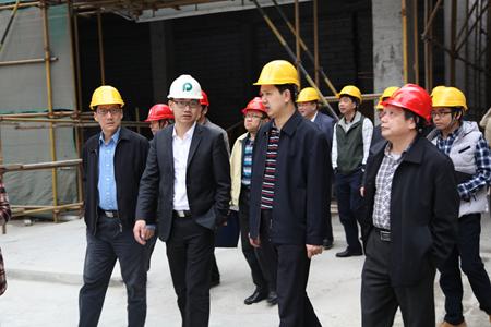 江门市金瓯路改造工程第三标段(K7+660- K9+265.377)