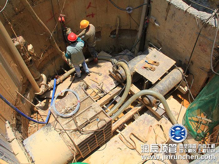 里水镇城区污水处理厂二期管网及提升泵站建设项目(工程规模:127万元)